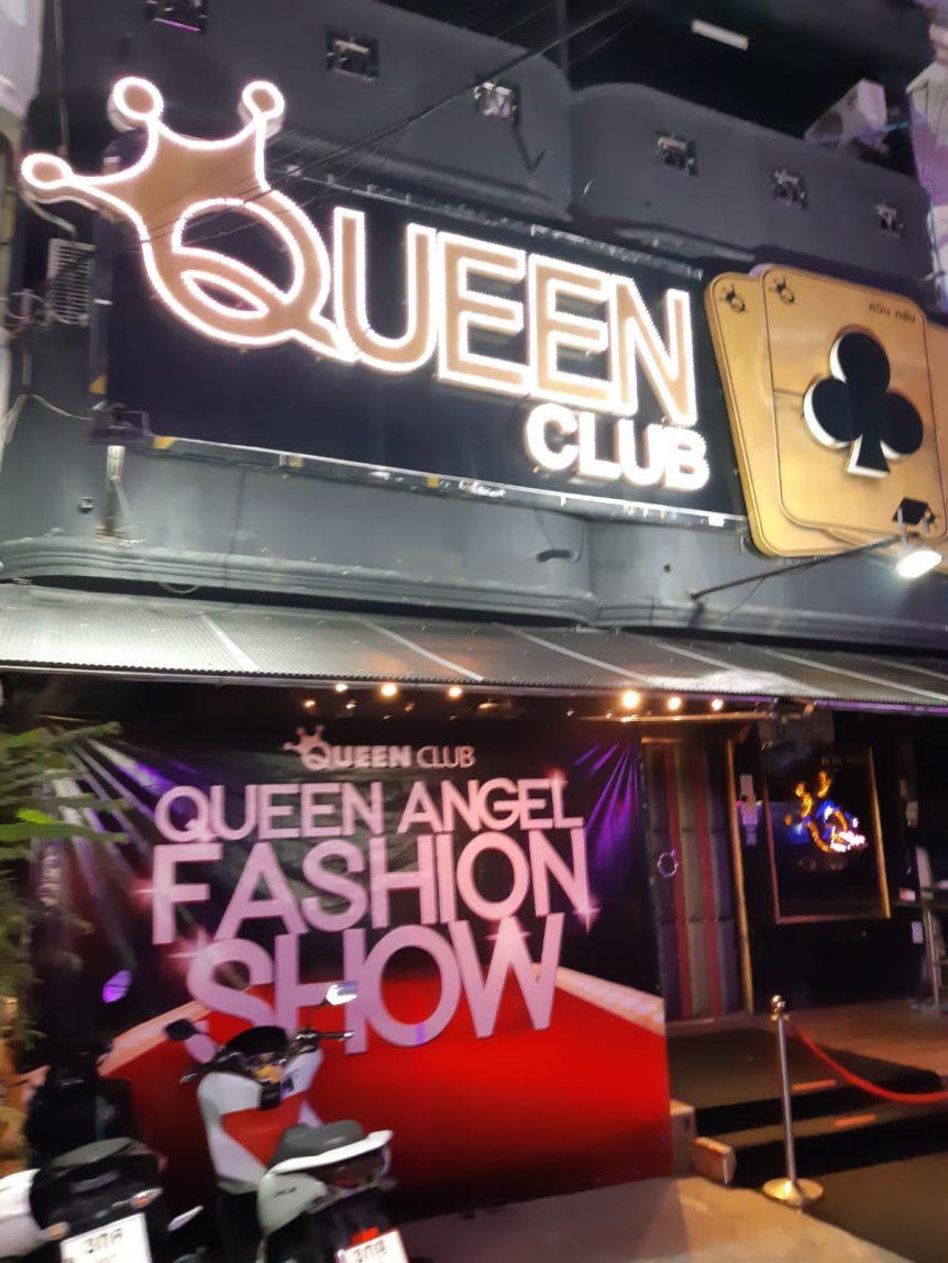 Queen Club - BlueBar Tender